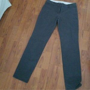 JCrew size 6 Bennett Chino worn once